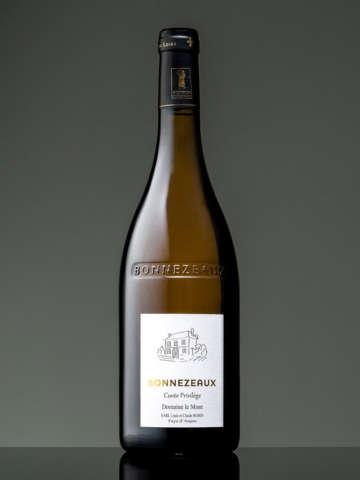 Bonnezeaux cuvée Privilège, vin blanc liquoreux, Domaine le Mont, Claude & Louis Robin